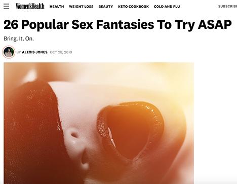 Womens Health Mag 26 Fantasites